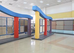 美联涂料样品展览室