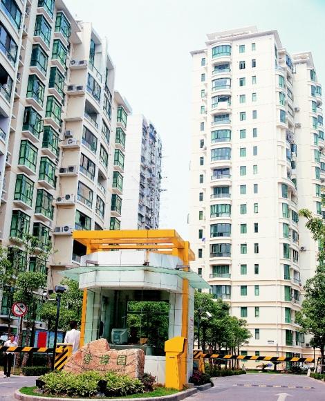 上海香樟园-美联涂料案例