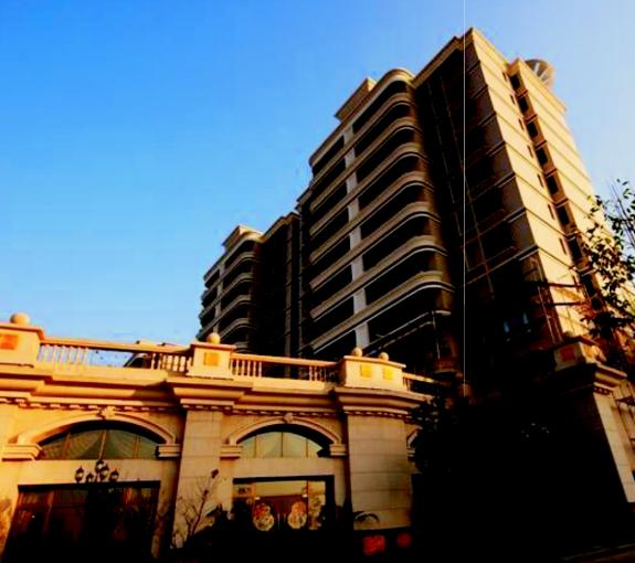 砂浆漆案例—长沙江山帝景