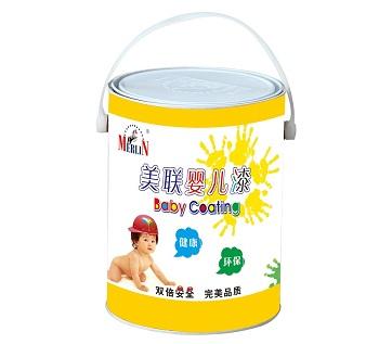 内墙涂料 环保儿童漆