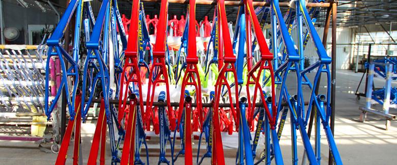 自行车专用水性工业漆